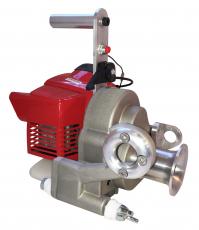 Motor-Spillwinde mit Seil 100m SparSet. Spillwinde, capstan winch