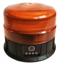 Akku LED Rundumkennleuchte 12/24V,R65
