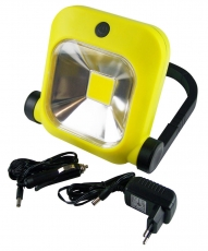 LED Akku Such-Handscheinwerfer 20 W 1600 Lumen
