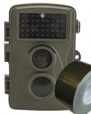 Set 8 MP Wildkamera und Panzerband 5 m