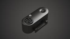 tickless Mini schwarz Ultraschallzeckenvertreiber