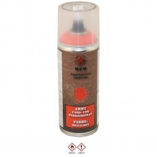 Farbspray, Markierungsfarbe SIGNALROT, 400 ml