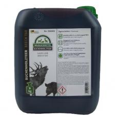 Buchenholzteer 6kg inklusiv Pinsel