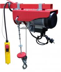 Seilzug elektrisch, 300/600 kg, 18m eco