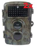 8 MP Wildkamera Digitaler Foto Schuss 32 GB - 2 Stück