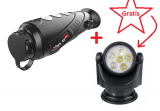 ANGEBOT Wärmebildgerät IRAY MTD 640-35 Max V + GRATIS: Elektrisch verstellbarer LED-Suchscheinwerfer