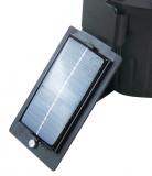 Solarpanel Ladegerät für Futterautomat
