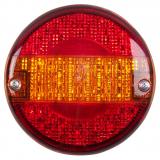 LED Anhängerrückleuchte rund