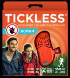 tickless Human orange Ultraschallzeckenvertreiber