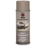 Farbspray, Markierungsfarbe DESERT, matt, 400 ml