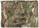 Mehrzweckplane, Tarp, operation-camo, 300 x 300 cm